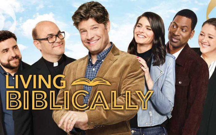 New CBS Sitcom 'Living Biblically' Decried as 'Hollywood Mockery of Christians'