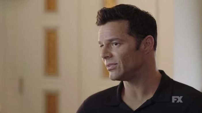 Homosexual Actor/Singer Ricky Martin: 'I Want to Normalize' Same-Sex, Open Relationships