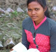 Indian Teen Kidnapped by Traffickers, Restored by Christ