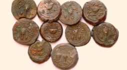 Hoard of Bronze Coins from 'Great Revolt' Unearthed in Jerusalem
