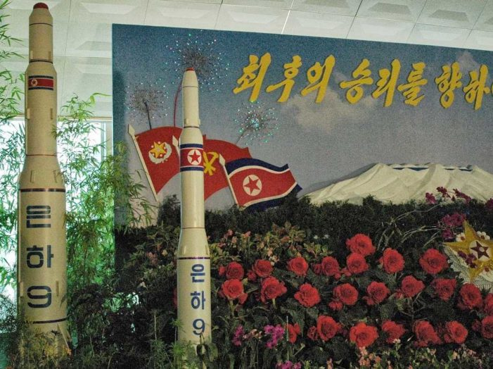 Report: North, South Korea Preparing to Announce a Permanent End to Their War