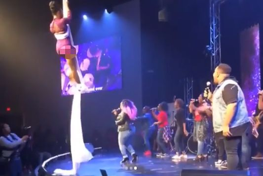 Concerns Raised as Atlanta's Embassy Church to Make Aerialists 'Full Part of Worship Experience'