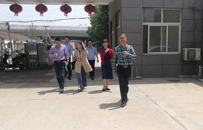 Chinese Officials Interrupt Seminary, Arrest Pastors Without Warrants