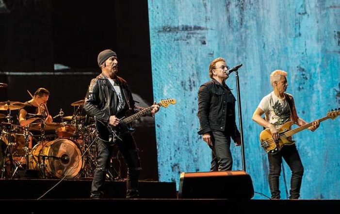U2 Comes Out in Favor of Repealing of Irish Law Protecting Right to Life for Unborn