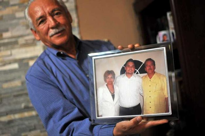 Mexican Pastor Killed Nine Years on From Son's Murder