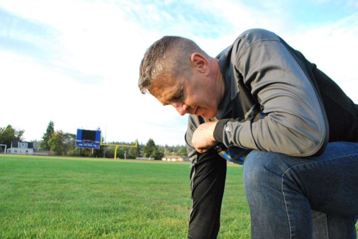 Judge Again Rules Against Coach Who Lost Job for Praying on Field, But 'This Fight Isn't Over'