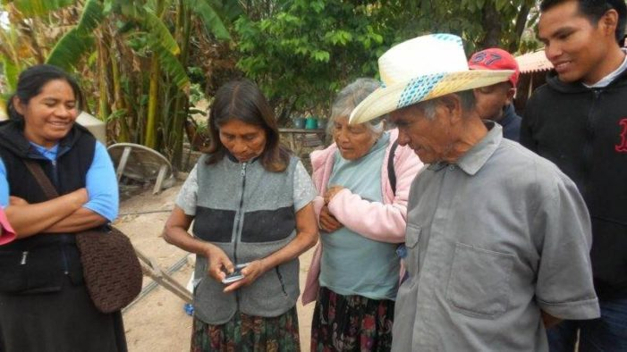 Audio Bibles Reach the Mountains of Mexico