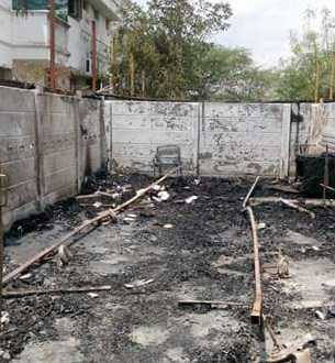 India: Police Slow to Register Case After Church Burnt Down by Suspected Hindu Extremists