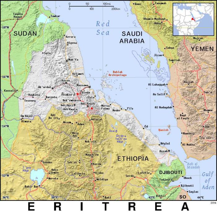35 Christians Freed in Eritrea