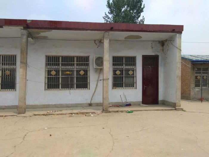 Chinese House Church Fined 50,000 Yuan