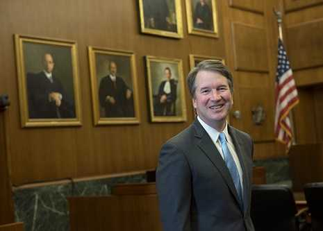 Trump Nominates Roman Catholic Brett Kavanaugh to Replace Retiring Justice Anthony Kennedy on the Supreme Court