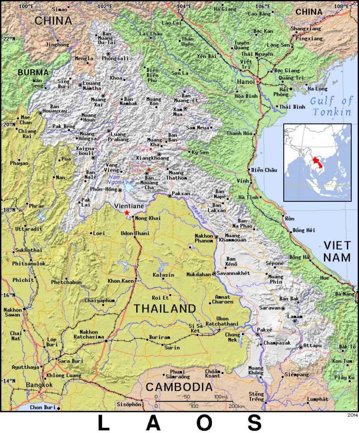 100,000 New Testaments to Be Sent to Laos