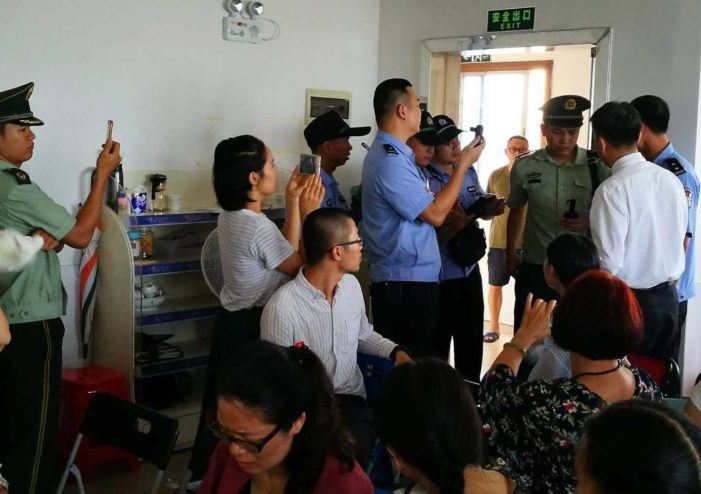Chinese Pastor Summoned for Questioning During Church Intrusion