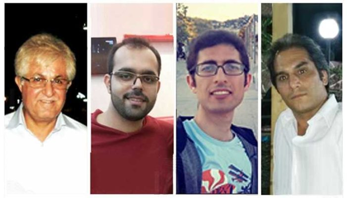 Amnesty International Launches Writing Campaign for Release of Four Iranian Christians