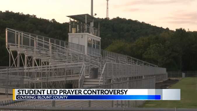 Student Prayer No Longer Allowed Over Loudspeaker Before Football Games in Alabama School District