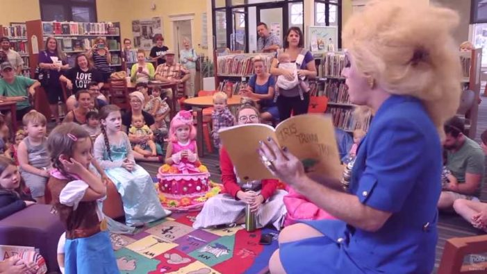 'Drag Queen Story Hour' Sparking Protests in Southern Cities