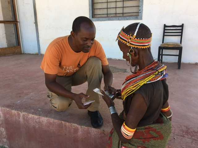Mobilizing the Gospel Among Nomads in Kenya