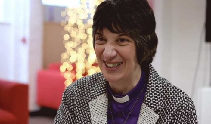 Female 'Bishop' Claims Church of England Should Avoid Only Calling God 'He'