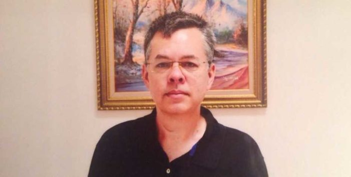 American Pastor Andrew Brunson Freed Two Years After Being Accused of Connections to Turkish Coup Attempt