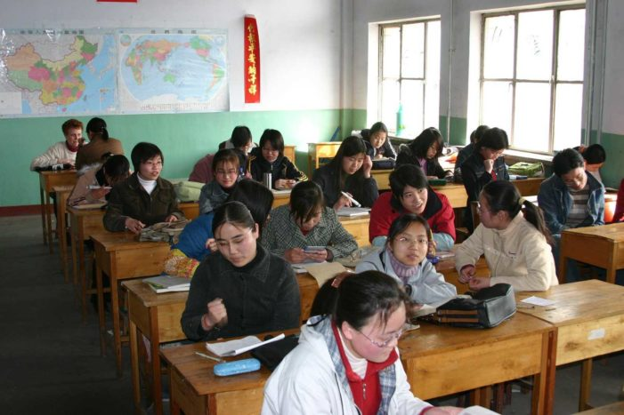 Christian School Children in China Forced to Tick 'No Religion' Box
