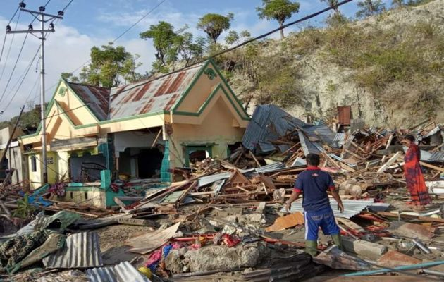 Indonesian Churches and Christians Help Earthquake Victims
