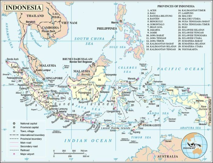Indonesia Becoming Increasingly Difficult for Christians