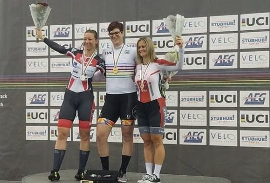 Man Who Identifies as Woman Wins World Championship in Women's Cycling, 'It's Not Fair' Says Female Competitor