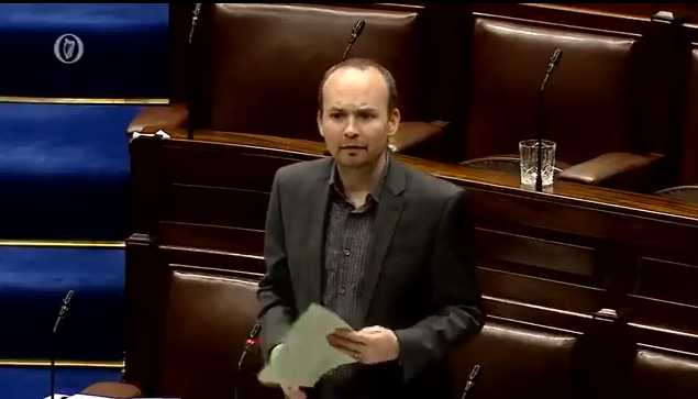 Irish Politician Recommends Abortion Bill Read 'Pregnant Person' Instead of 'Woman' so as to Include Transgenders