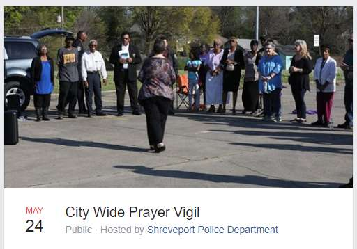 Shreveport Police Department to No Longer Host Prayer Gatherings Following FFRF Complaint