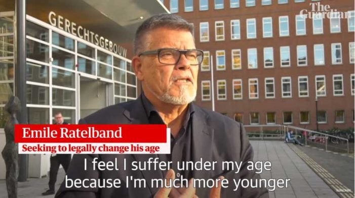 Dutch Court Denies Businessman's Request to Legally Identify as 20 Years Younger