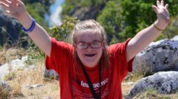 Young Christian Woman With Down Syndrome Speaks Against Being Screened Out