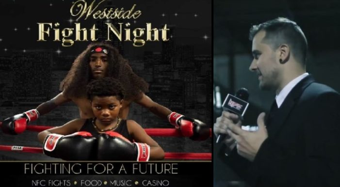 'Church Planter,' Faith-Based CEO Promotes MMA 'Fight Night' With 'Vegas-Style Casino Games,' Beer to Support Youth
