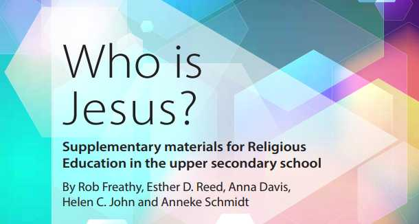 New Textbook for UK Religious Education Classes Includes Muslim, Feminist Views on 'Who Is Jesus?'