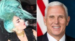 'I Am a Christian' Gaga Claims, Calls Pence 'Worst' Christian Example as Wife Works at School Prohibiting Homosexuality