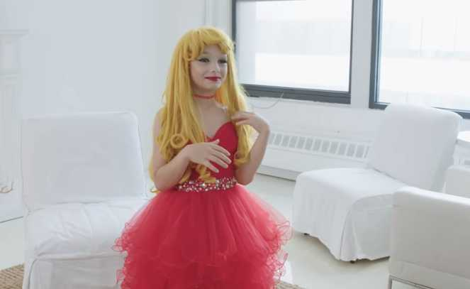 Concerns Raised After 10-Year-Old 'Drag Child' Photographed With Naked Adult 'Drag Queen'