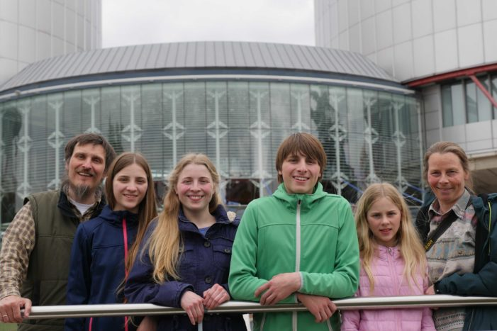 European Court Rules Couple's Rights Not Violated When Children Temporarily Removed Over Homeschooling