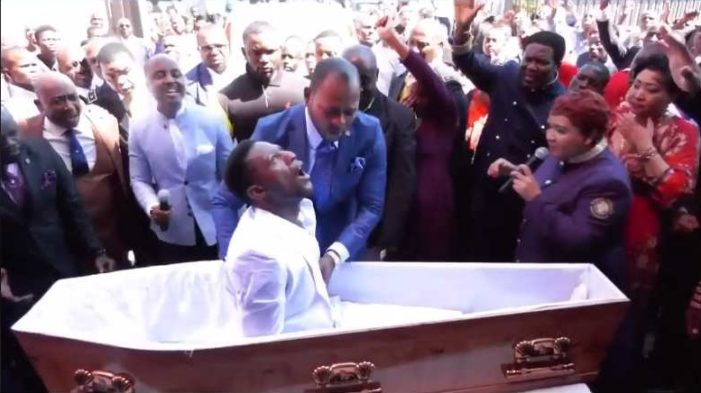 South African Funeral Directors to Sue False Prophet Over Faked Resurrection Stunt
