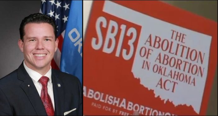 Republican Chair Won't Allow Vote on OK Bill to Outlaw Abortion, Says It's 'Extremely Unconstitutional'