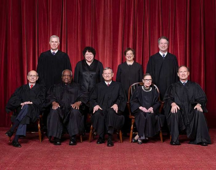 Supreme Court Rules 'Transgenders,' Such as Men Who Want to Wear Skirts, Cannot Be Fired in 6-3 Decision