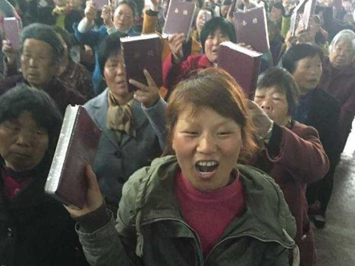 In China, Only Government-Supervised Worship Is Allowed