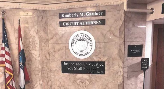 Freedom From Religion Foundation Wants Circuit Attorney to Remove Bible Verse From Courthouse Wall