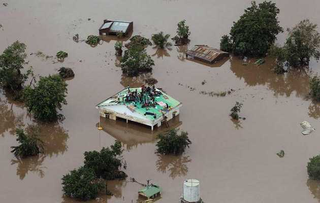 Baptist Convention of Mozambique Coordinating Aid in Aftermath of Tropical Cyclone Idai