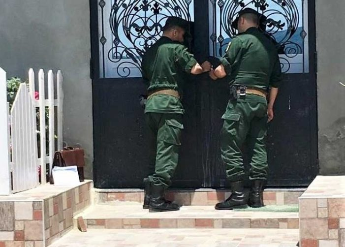 Another Church Building Sealed Shut in Algeria