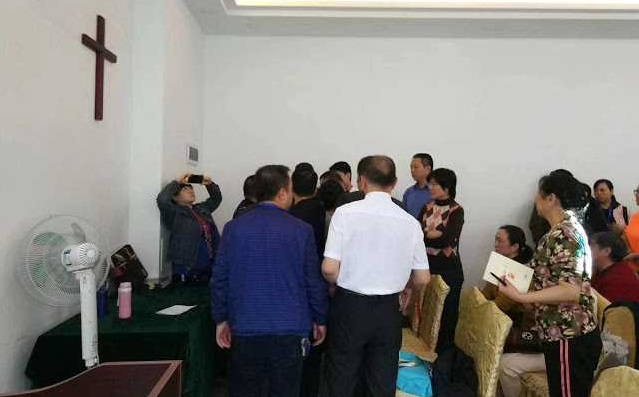 At Least 15 Churches Harassed Across China This Week