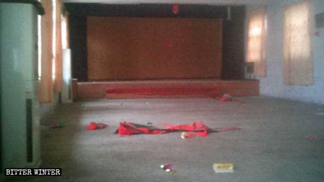 Chinese House Churches Shut Down for Disobeying the Party