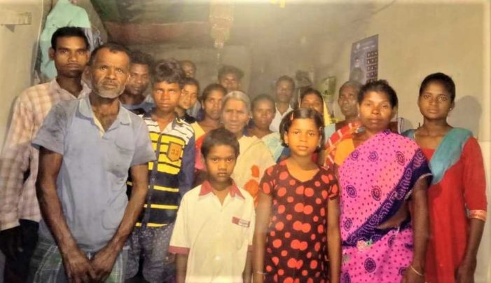 Villagers in India Deprive Five Christian Families of Farmland, Food, Water