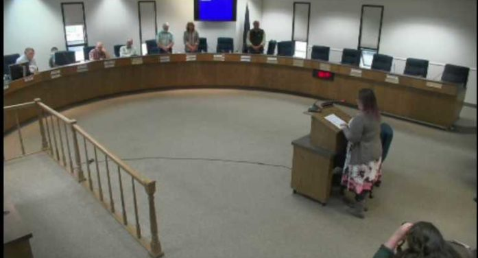 'Hail Satan' Invocation by Satanic Temple Member Prompts Protest, Walkout at Alaska Borough Meeting