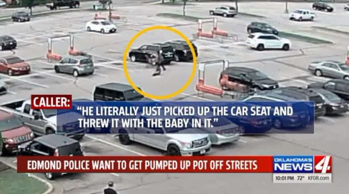 Oklahoma Teen Slams Baby in Car Seat to Ground, Says He Was Under Influence of Laced Pot