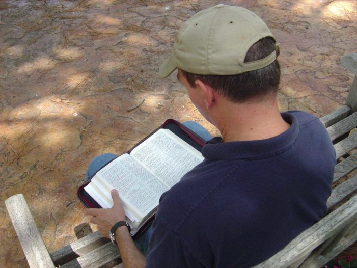 2020 'State of the Bible' Report Finds Few Americans Read Bible Daily