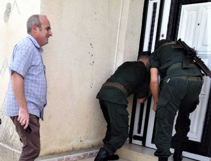 Church in Algeria sealed by authorities